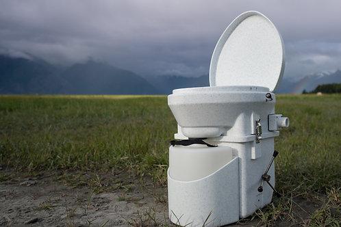Nature's Head Composting Toilet W/ Bonus Coco Coir Blocks