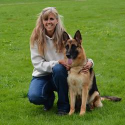 Jill and Heidi