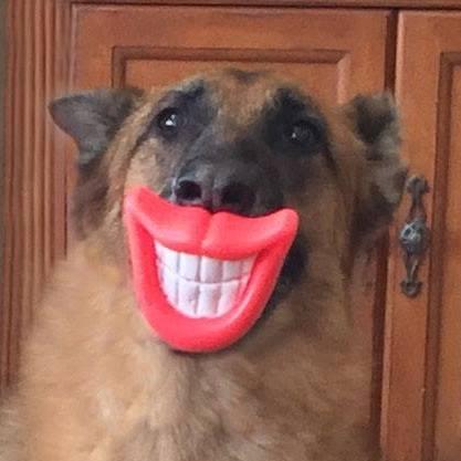 Jozie smile