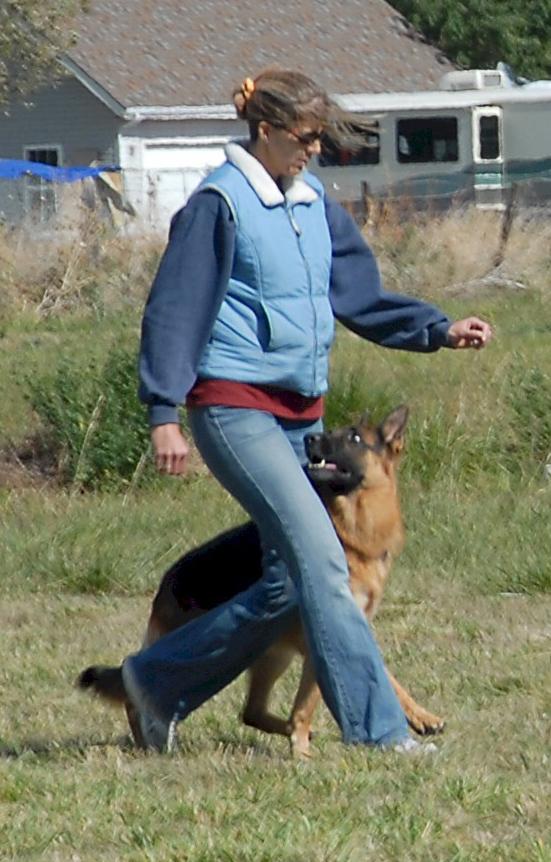 Heidi & ObiWan Obedience SchH 3 (1)2