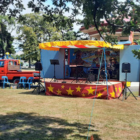 Gypsy Mobile Stage Hire