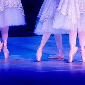 Tarkett International Dance Floor.