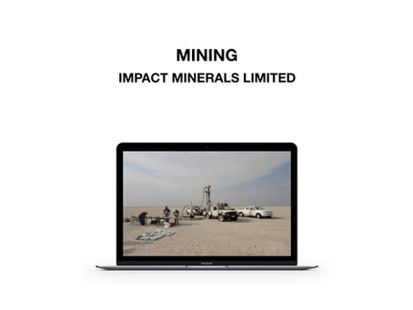 IMPACT MINERALS LIMITED