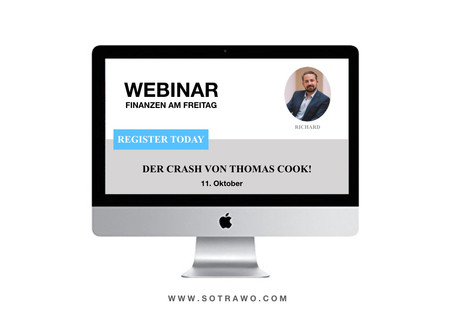 WEBINAR: DER CRASH VON THOMAS COOK