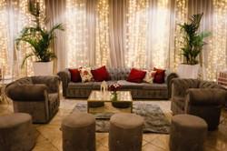 Lounge cortina