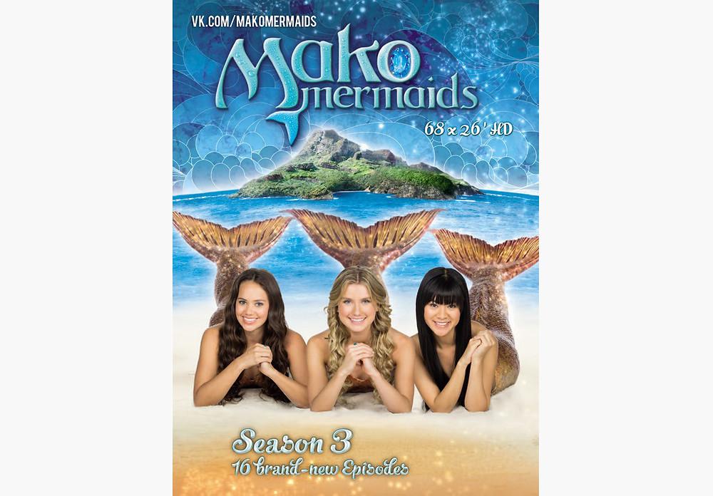 Mako Mermaids Composer Ricky Edwards