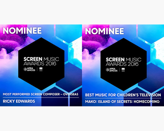 APRA ASCAP Screen Music Awards 2016