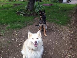 Suena und Skaya