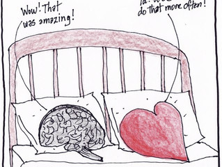 The Brain in the Heart...
