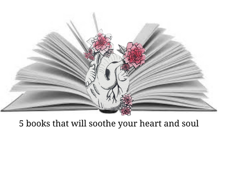 5 books that will heal your heart and soul
