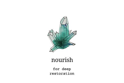 nourish tea