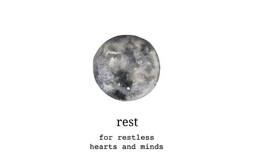 rest tea
