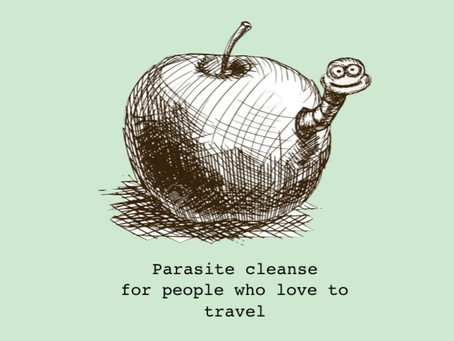 Parasite cleanse for adventurers
