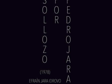 The music of An Audiovisual Approach to sollozo por pedro jara (1978)