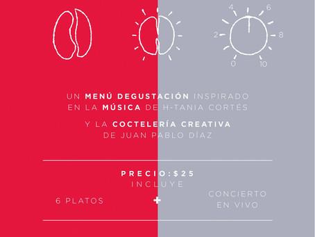 Música y cena de autor H - Tania Cortés