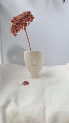 KC - ceramic Face vase no. 2