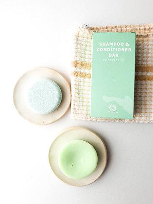 Shampoobars shampoo and conditioner bar