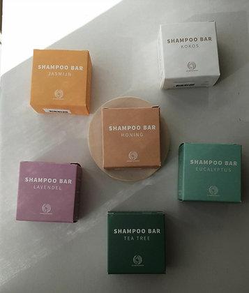 Shampoo zeep van Shampoo Bars