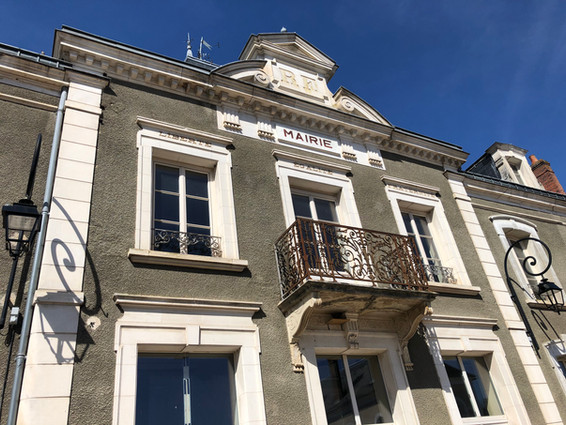 Mairie de Saint-Fargeau 2