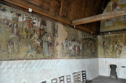 Peintures murales de la chapelle Sainte-Anne