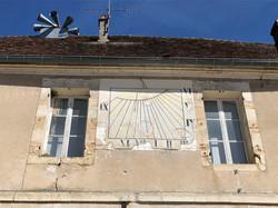 Cadran solaire (Musée de l'Aventure du son)