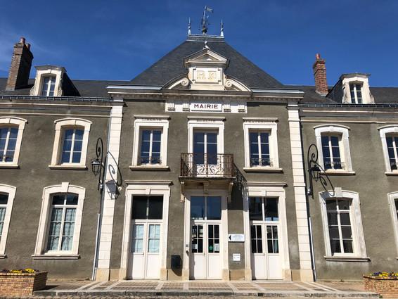 Mairie de Saint-Fargeau
