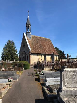 Chapelle Sainte-Anne (classée Monument historique en 1912)
