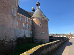 Château de Saint-Fargeau 2