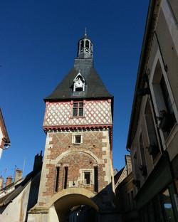 Beffroi de Saint-Fargeau