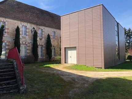 Musée de l'Aventure du Son (extension)