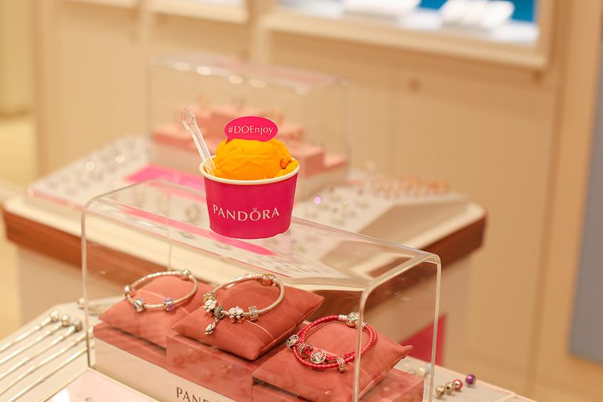 Pandora Scoop Cup