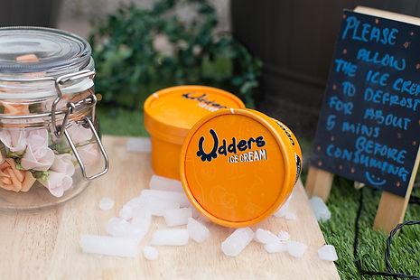 Udders Single Cups