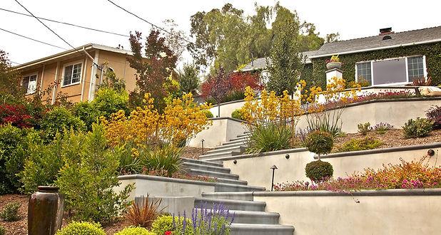 Hillside Stairs