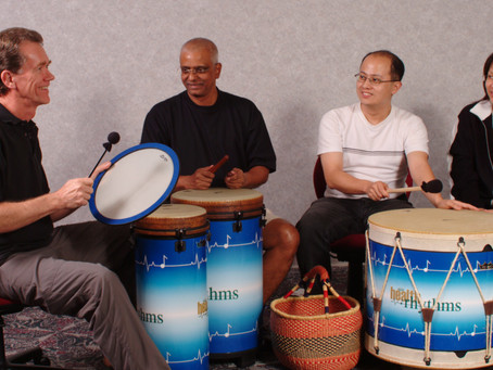 What Is Wellness...Can Drums Help?