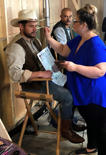 BEHIND THE SCENES: TELLING A STORY WITH MAKEUP A NOTE FROM COFOUNDER LISA BETH NORTH