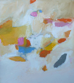 "oil on canvas, 36"" x 40"""