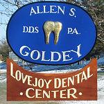 Lovejoy Dental Center's Sign