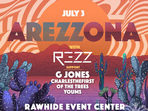 Start Your Summer Off Right With AREZZONA Ft. REZZ