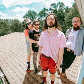 """Song Premiere: Ghost Town Remedy - """"Holy Hangover"""""""