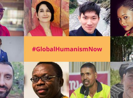 "Humanists International lanches ""Global Humanism Now""/ Humanistas Internacionales lanza Entrevistas."