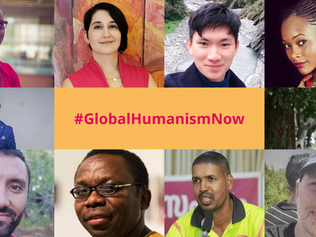 "Humanists International lanches ""Global Humanism Now""/ Humanistas Internacionales lanza Entrevistas."