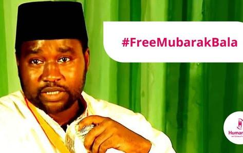Update: International coalition #FreeMubarakBala/ Coalición internacional #FreeMubarakBala