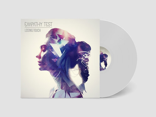 """White Vinyl 12"""" Losing Touch (Remastered)"""