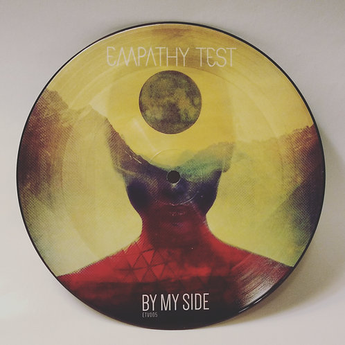 "By My Side | Vampire Town Ltd. Edition 7"" Vinyl Picture Disc"