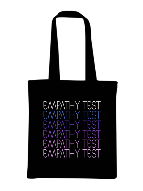 Empathy Test Purple Rain Tote Bag