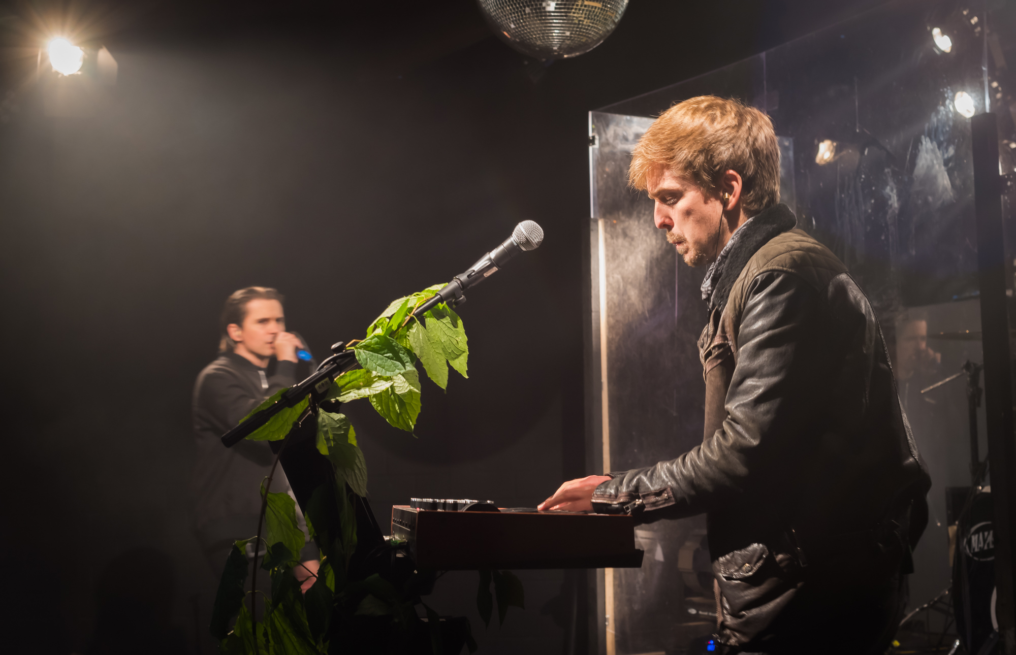 Empathy Test at Schrødingers, Hamburg, 2020.
