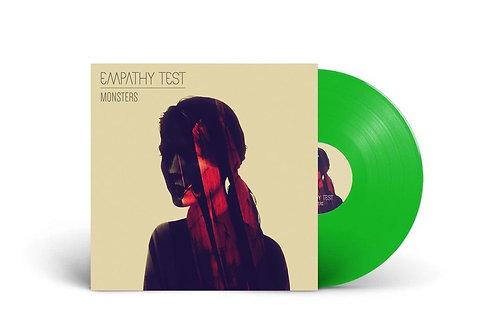 """Monsters 12"""" Neon Green Vinyl"""