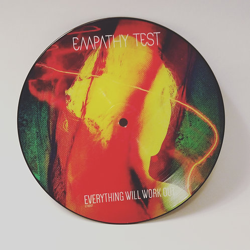 "Everything Will Work Out 7"" Vinyl Picture Disc"