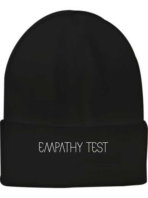 Rejected Beanie (Embroidered Logo Too Small)