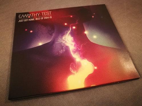 Just Got Home: Best of 2014-19 CD (Second run of 500)